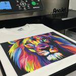 Sablon digital menggunakan printer DTG